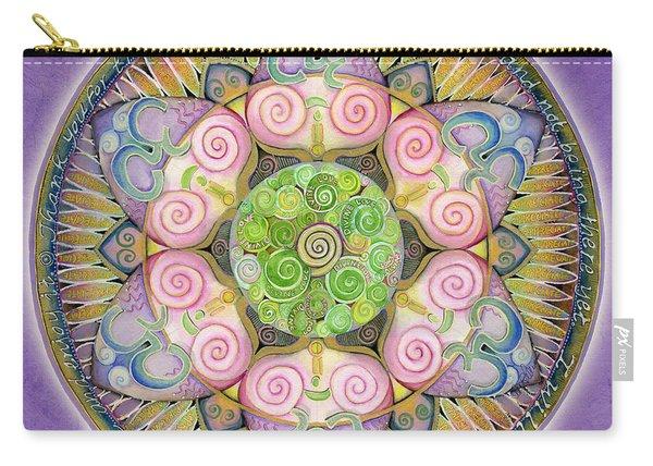 Appreciation Mandala Carry-all Pouch