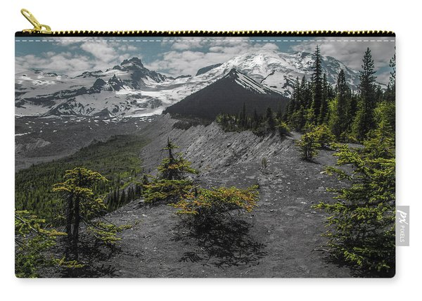 Approaching Rainer Carry-all Pouch