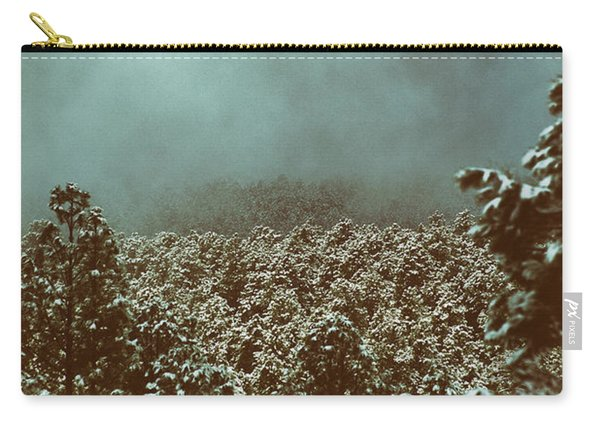 Carry-all Pouch featuring the photograph Approaching Storm by Jason Coward