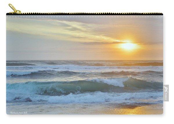 April Sunrise  Carry-all Pouch