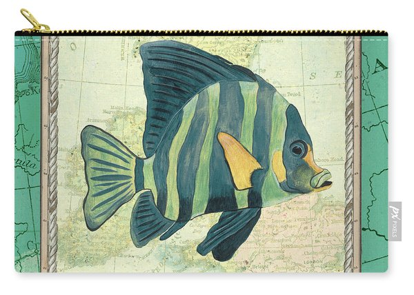 Aqua Maritime Fish Carry-all Pouch