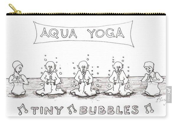 Aqua Yoga Carry-all Pouch