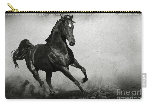Arabian Horse Carry-all Pouch