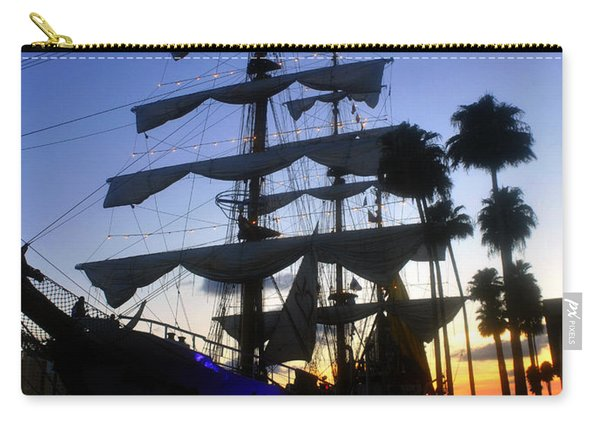 Arc Gloria In Tampa Bay Carry-all Pouch