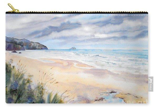 Arcadia Beach, Oregon Carry-all Pouch