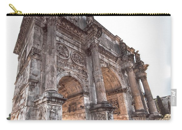Arch Of Constantine Carry-all Pouch