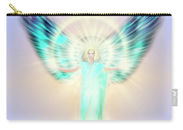 Archangel Uriel - Pastel Carry-all Pouch