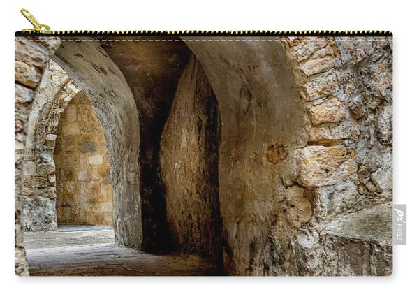 Arched Walkway Carry-all Pouch
