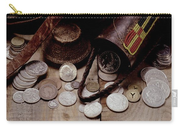 Archeological Find Year 3009 Carry-all Pouch