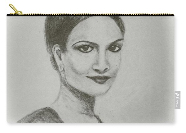 Archie Panjabi Carry-all Pouch