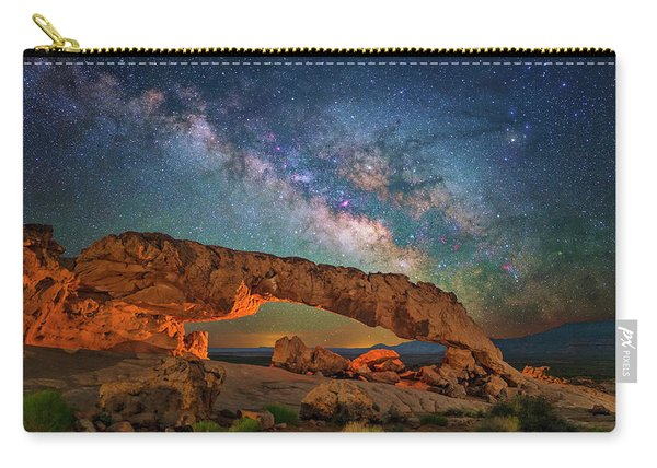 Arching Over The Arch Carry-all Pouch