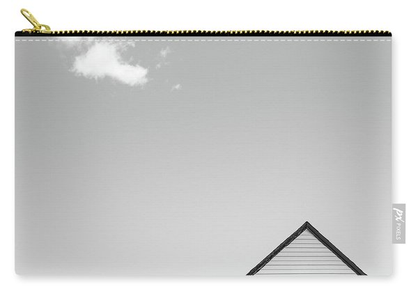 Architectural Ekg Carry-all Pouch