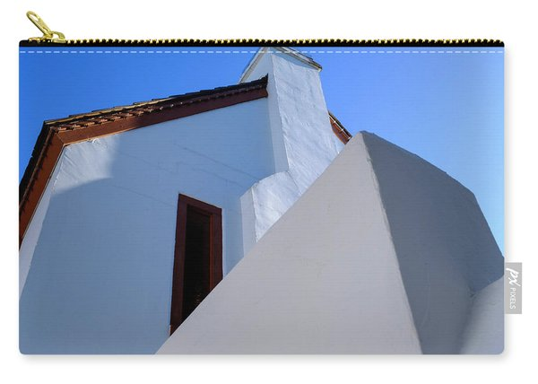 Architecture Photography From Saint Augustine Florida Carry-all Pouch