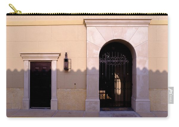 Archway In An Alley In Downtown Winter Park Florida Carry-all Pouch