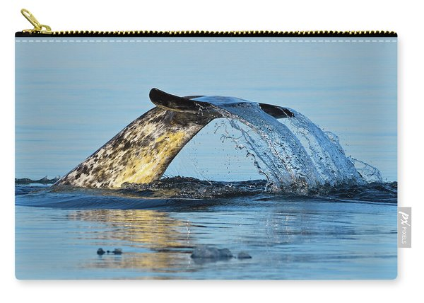 Arctic Fluke Carry-all Pouch