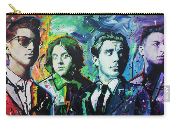 Arctic Monkeys Carry-all Pouch