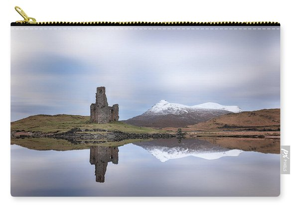 Ardvreck Castle Reflection Carry-all Pouch