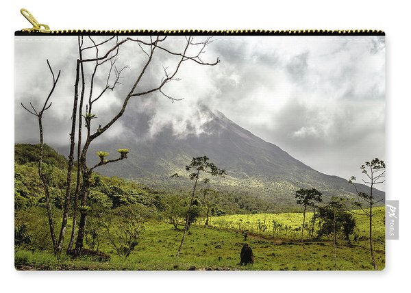 Arenal Volcano, Costa Rica Carry-all Pouch