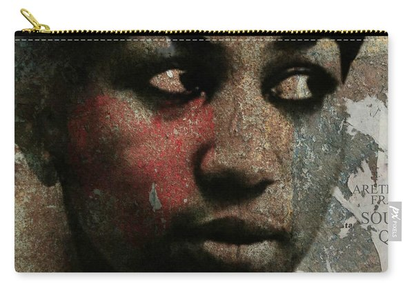 Aretha Franklin - Tribute Carry-all Pouch