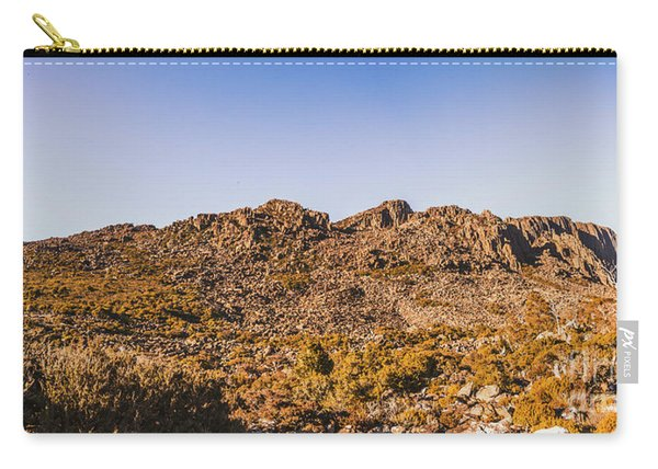 Arid Australian Panoramic Carry-all Pouch