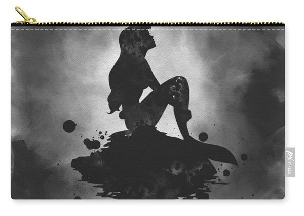 Ariel Noir Carry-all Pouch