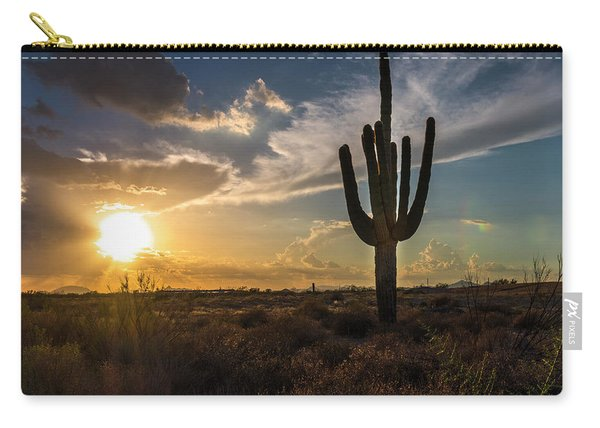 Arizona Vibes Carry-all Pouch