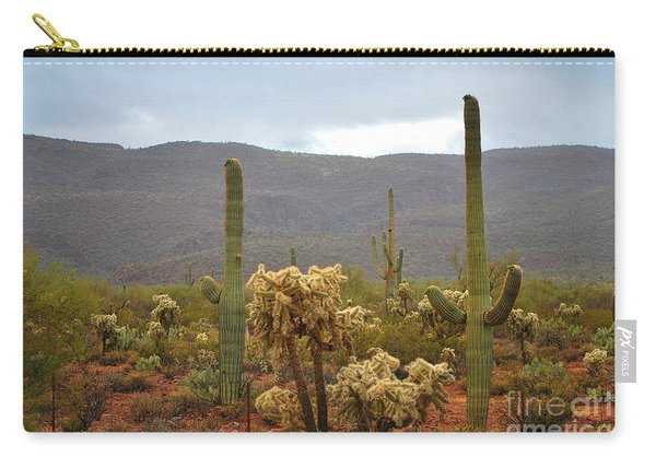 Arizona's Sonoran Desert  Carry-all Pouch