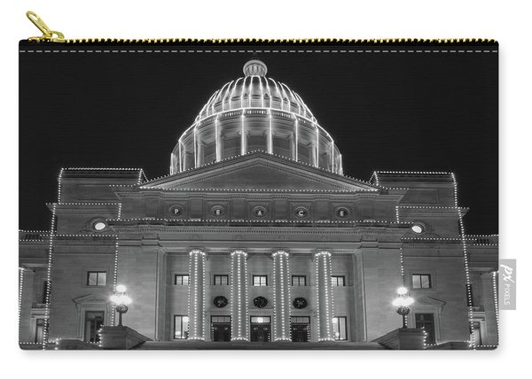 Arkansas State Capitol Carry-all Pouch