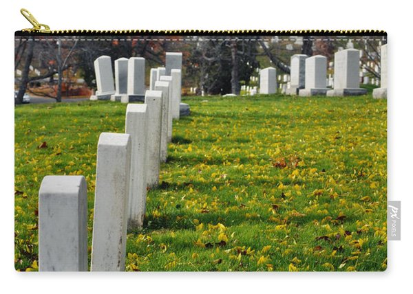 Arlington National Cemetery Hill Carry-all Pouch
