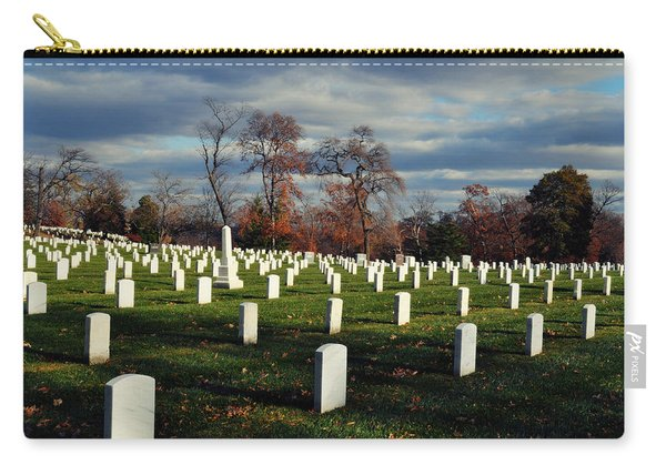 Arlington National Cemetery Landscape II Carry-all Pouch