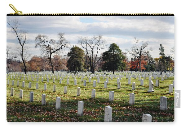 Arlington National Cemetery Landscape Carry-all Pouch