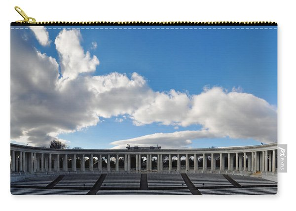 Arlington National Cemetery Memorial Amphitheater Panorama Carry-all Pouch