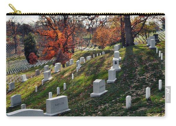 Arlington National Cemetery Portrait Carry-all Pouch