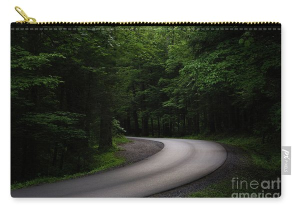 Around The Bend Carry-all Pouch
