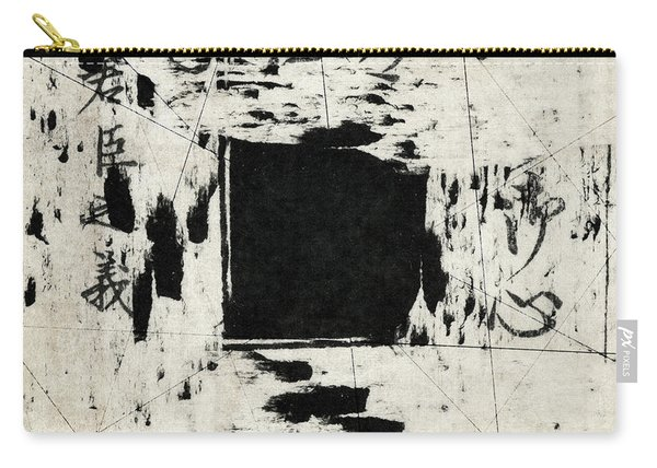 Arrythmic Number Two Carry-all Pouch
