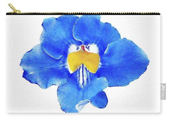 Art Blue Beauty Carry-all Pouch