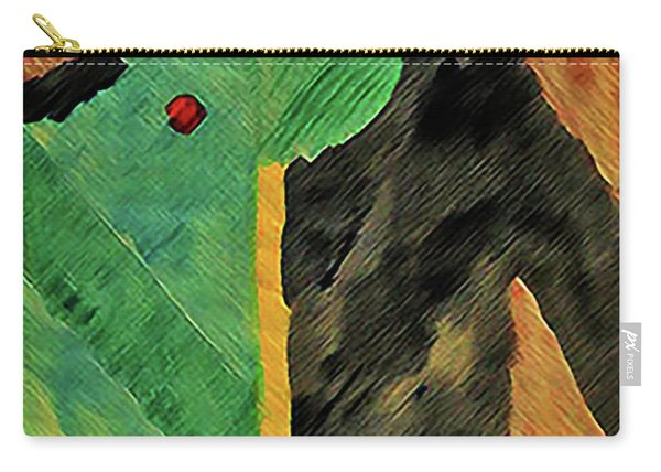 Art Deco #2 Carry-all Pouch