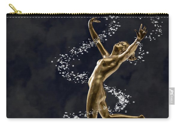 Art Deco Dancer Carry-all Pouch