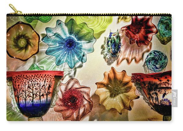 Art Glass Carry-all Pouch