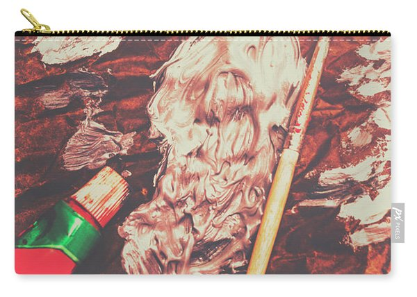 Art In Creation Carry-all Pouch
