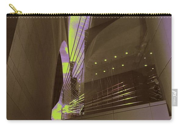 Art-itecture Carry-all Pouch
