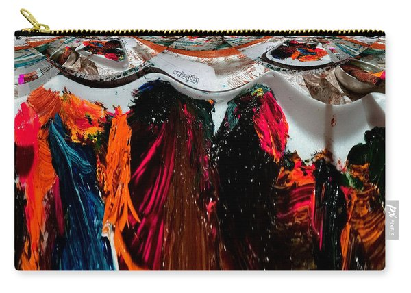 Art News Room Carry-all Pouch