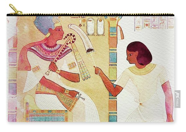 Art Of Ancient Egypt Carry-all Pouch