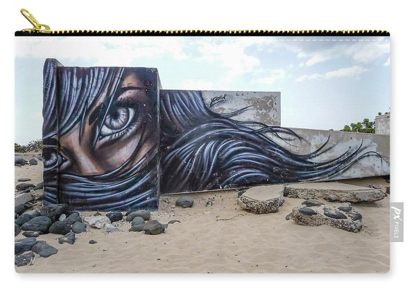 Art Or Graffiti Carry-all Pouch