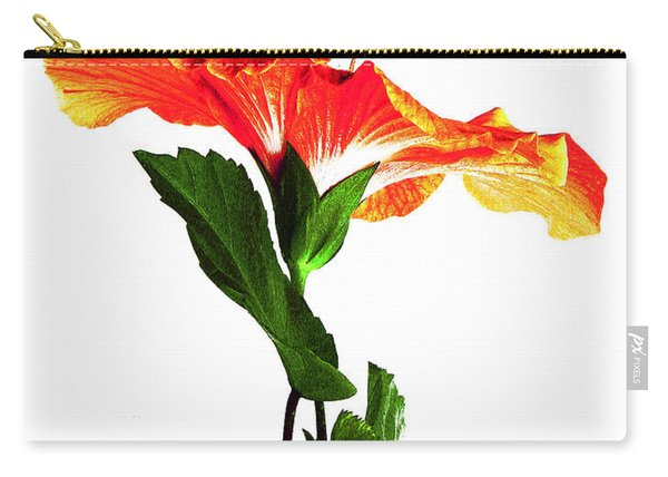 Art Orange Carry-all Pouch