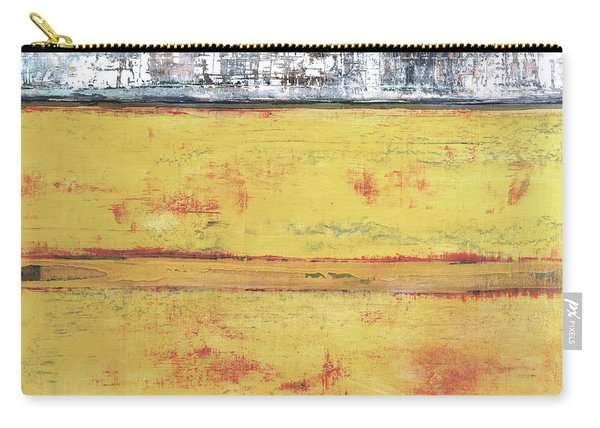 Art Print Abstract 34 Carry-all Pouch