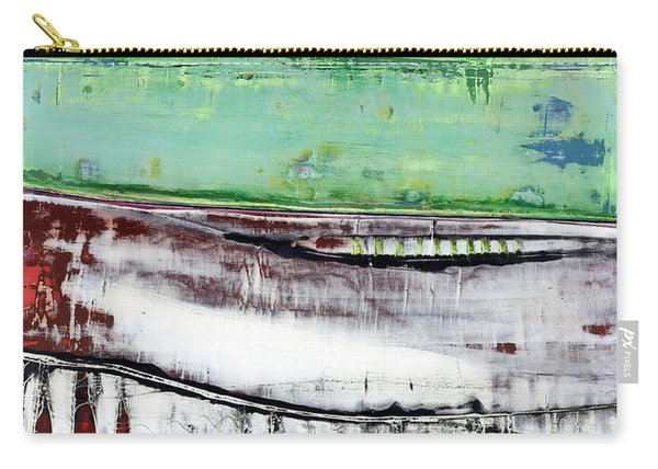 Art Print Abstract 97 Carry-all Pouch