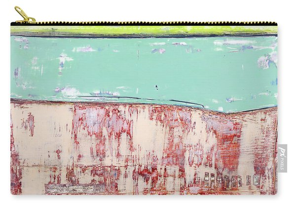 Art Print Abstract 19 Carry-all Pouch