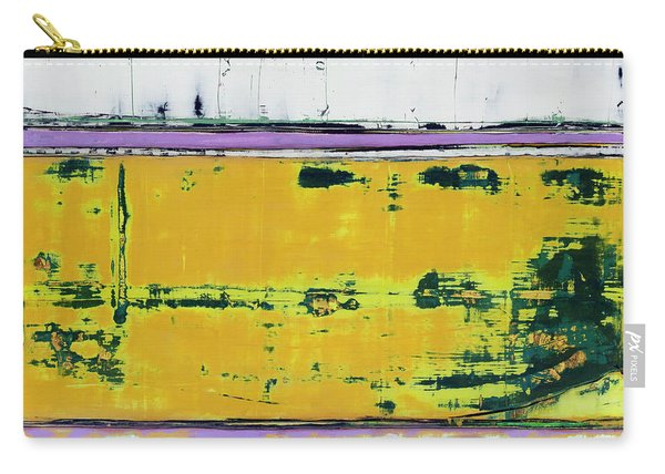 Art Print Abstract 81 Carry-all Pouch