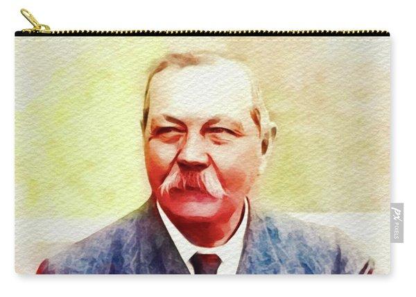 Arthur Conan Doyle, Literary Legend Carry-all Pouch